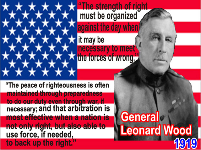 General_Wood-Righteous_Preparation_1919