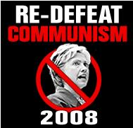 HillaryDefeatCommunism