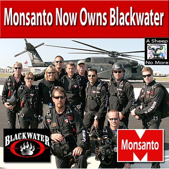 Monsanto-owns-blackwater