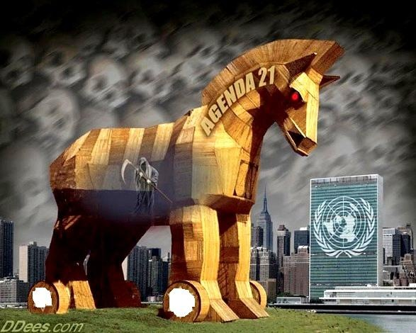 Agenda 21 Is Increasing The Scope Of Its Enslavement Of America