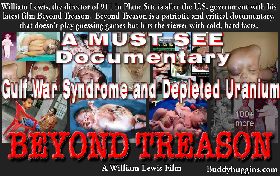 depleted uranium gulf war syndrome Beyond Treason