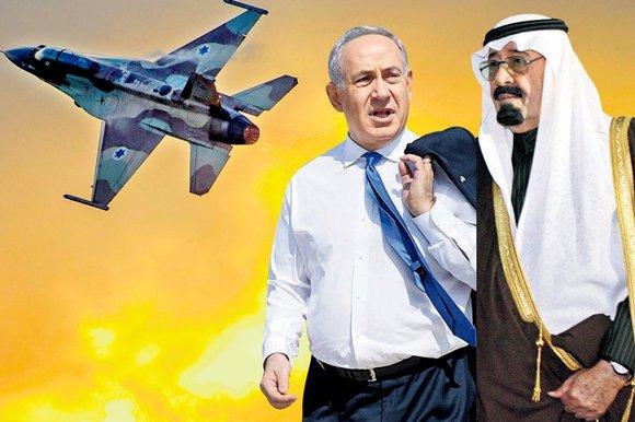 israel-saudi-arabia-iran