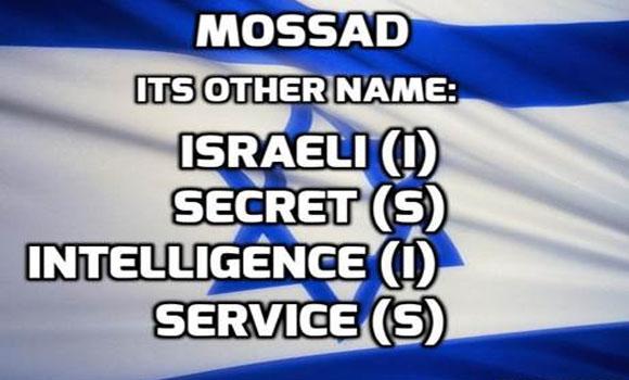 mossad-isis